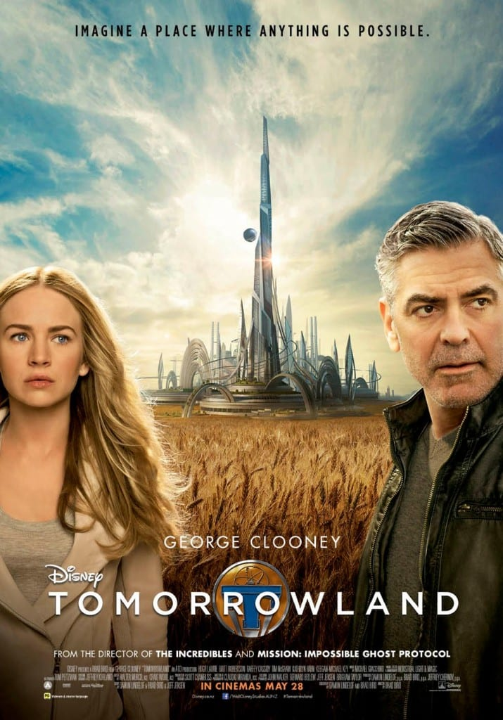 Now Playing: Tomorrowland at the Capilano Library North Vancouver