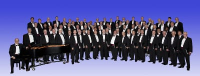 Vancouver Welsh Men's Choir presents Candlelight Carols at the Centennial Theatre