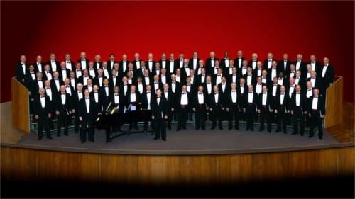Vancouver Welsh Men's Choir – Christmas Concert at the Centennial Theatre