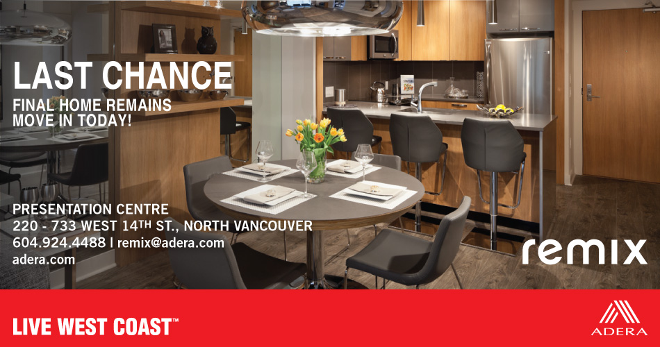 North Vancouver Condos For Sale