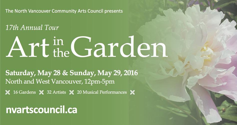Garden Tour Vancouver