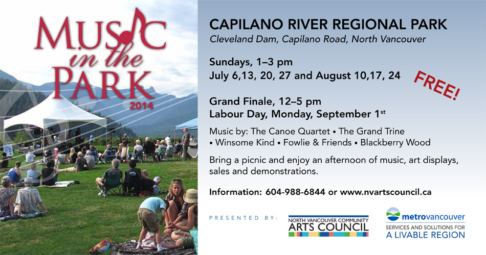 Music in the Park North Vancouver