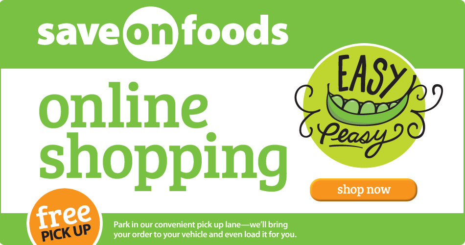 SaveOnFoods Online Shopping North Vancouver