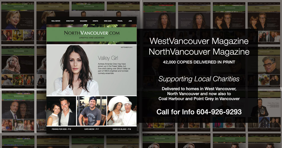 North Vancouver Magazine News