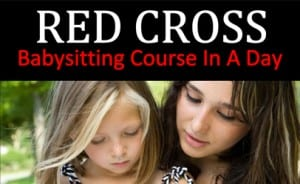 Canadian Red Cross Babysitting Course at St Andrews Church