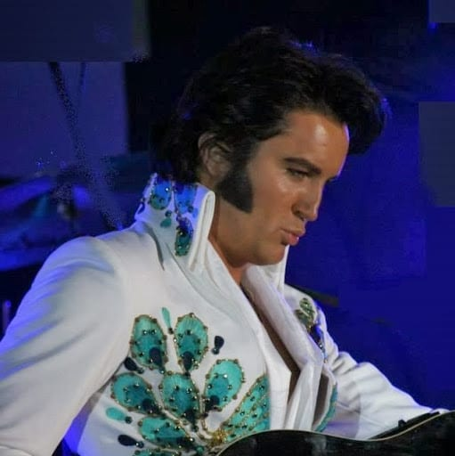 Ben Portsmouth: One Night with Elvis at the Centennial Theatre North Vancouver