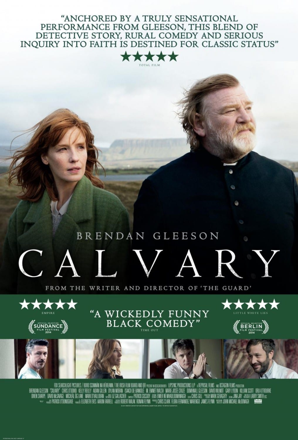 International Film Series Presents Calvary at Park & Tilford Cineplex Odeon