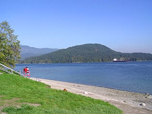 Save Our Shores Discovery Waterfront Walk from Cates Park to Deep Cove North Vancouver