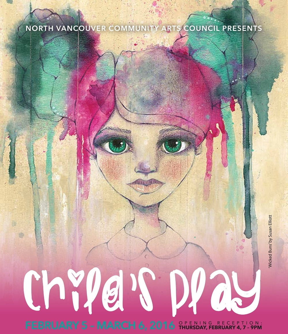 CityScape Community Art Space Presents Exhibition A Child's Play