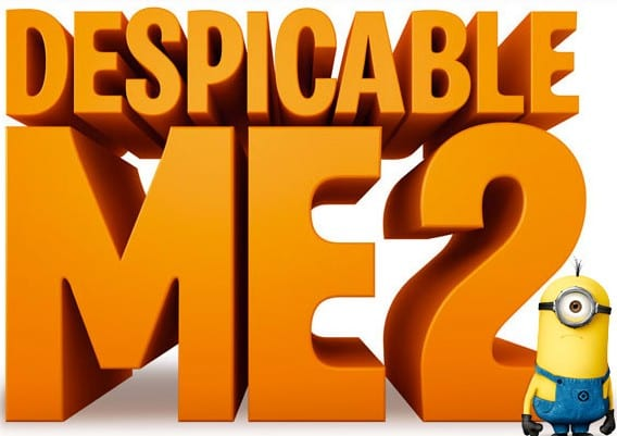 2014 Family Movie Nights in the Plaza North Vancouver presents Despicable Me 2