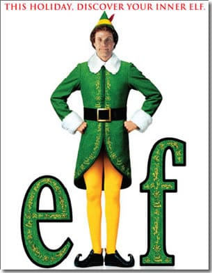 Winter Movie: Elf at the Lynn Valley Library North Vancouver