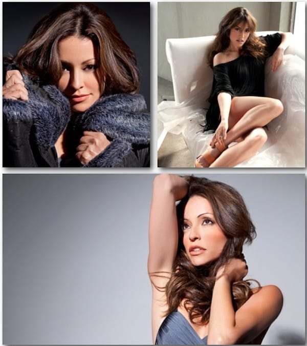 Model, Actress Emmannuelle Vaugier