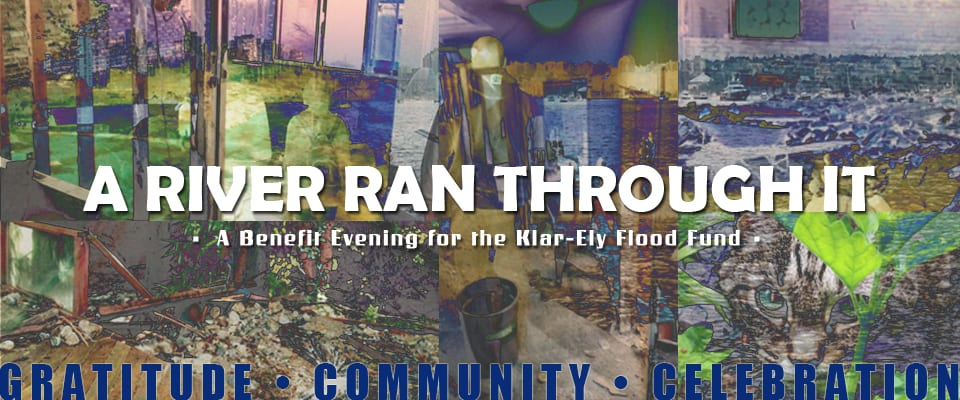 A River Ran Through It: A Benefit for the Klar-Ely Flood Fund at Lynn Valley Community Centre