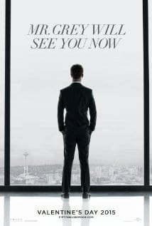 Fifty Shades of Grey Movie in North Vancouver