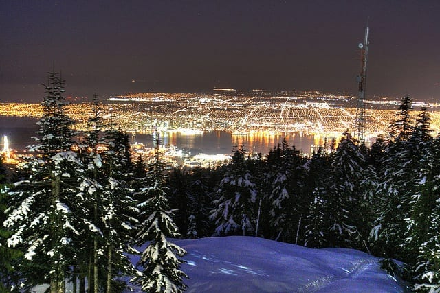 24 Hours of Winter on Grouse Mountain North Vancouver