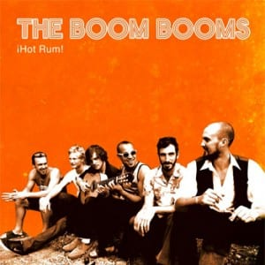 Saturday Summer Sessions presents The Boom Booms at the Shipbuilders' Square North Vancouver
