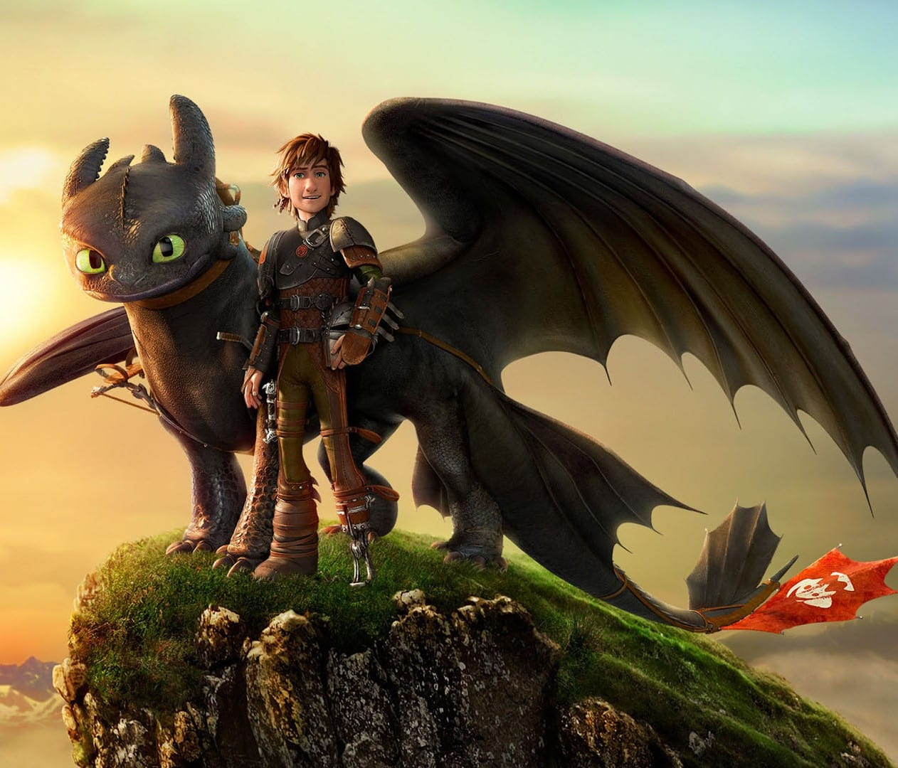 Movie: How to Train Your Dragon 2 at Lynn Valley Library