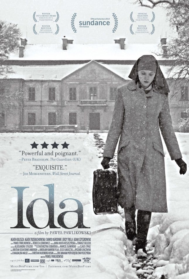 International Film Series Presents Ida at Park & Tilford Cineplex Odeon
