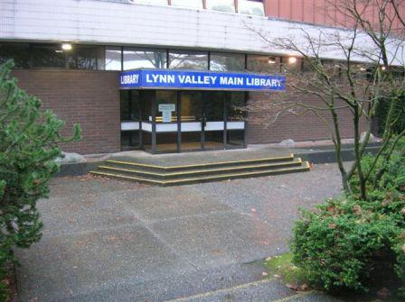 Last chance! Sale at the OLD Lynn Valley Library