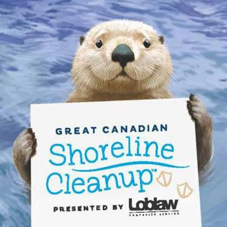 Great Canadian Shoreline Cleanup with Mayor Mussatto in North Vancouver