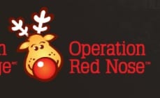 Operation Red Nose Safe Ride Home