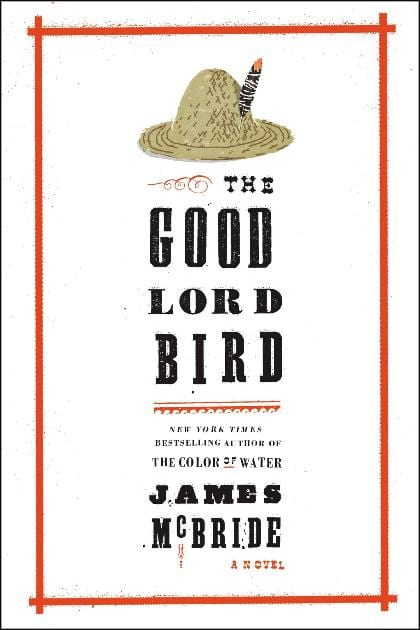 The Good Lord Bird by James McBride at the NV City Library Drop-in Book Club