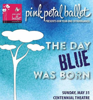 The Day Blue was Born at the Centennial Theatre