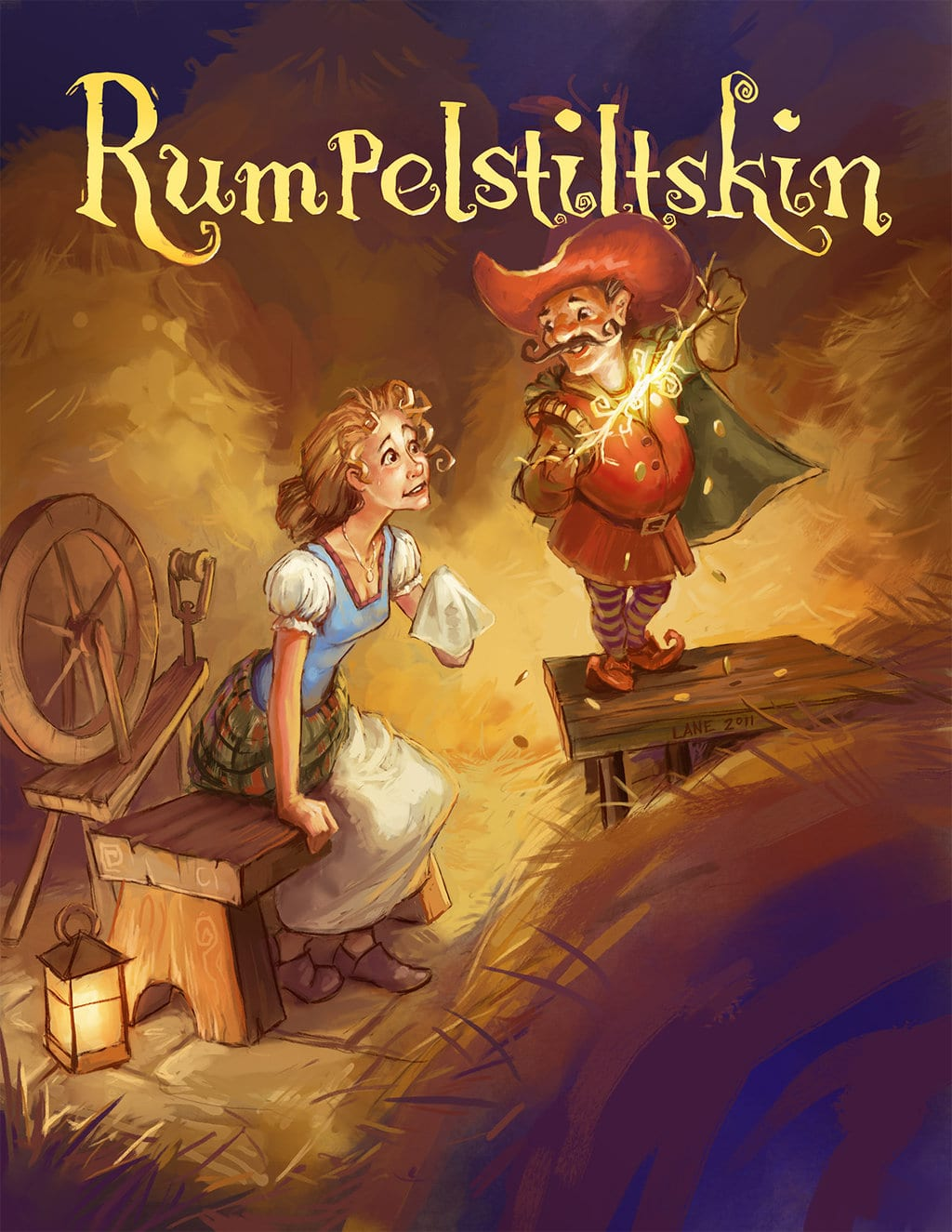 RUMPELSTILTSKIN at the Deep Cove Shaw Theatre North Vancouver
