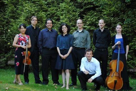 Blueridge International Chamber Music Festival: Concert #3