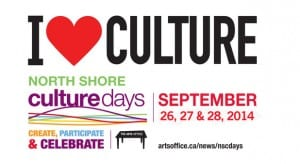2014 North Shore Culture Days