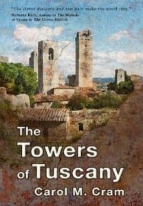 The Towers of Tuscany author reading with Carol Cram – Lynn Valley Main Library