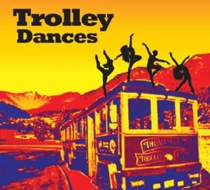 Trolley Dances at the CityScape Community Arts Space North Vancouver