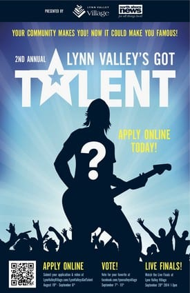 Lynn Valley's Got Talent at Lynn Valley Village Plaza North Vancouver