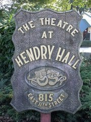 Nurse Jane Goes To Hawaii at The Theatre at Hendry Hall