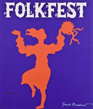 41st Annual Folkfest at the Centennial Theatre North Vancouver