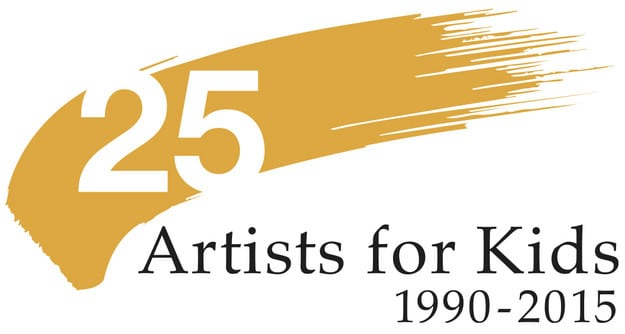 Artists for Kids 25th Anniversary Open House at the Gordon Smith Gallery of Canadian Art