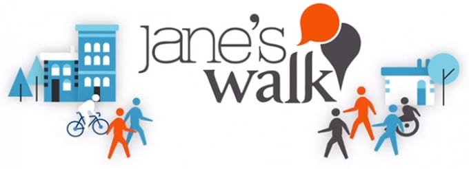 Jane's Walk Festival in North Vancouver