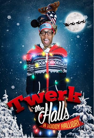 Todrick Hall presents TWERK THE HALLS: A Toddy Halliday at Centennial Theatre
