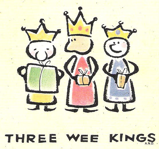 Lions Gate Christian Academy presents Three Wee Kings at Centennial Theatre