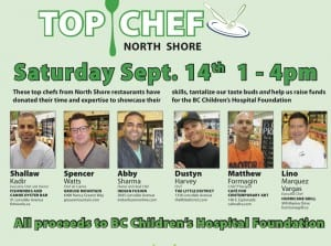 Save-on-Foods Top Chef Competition