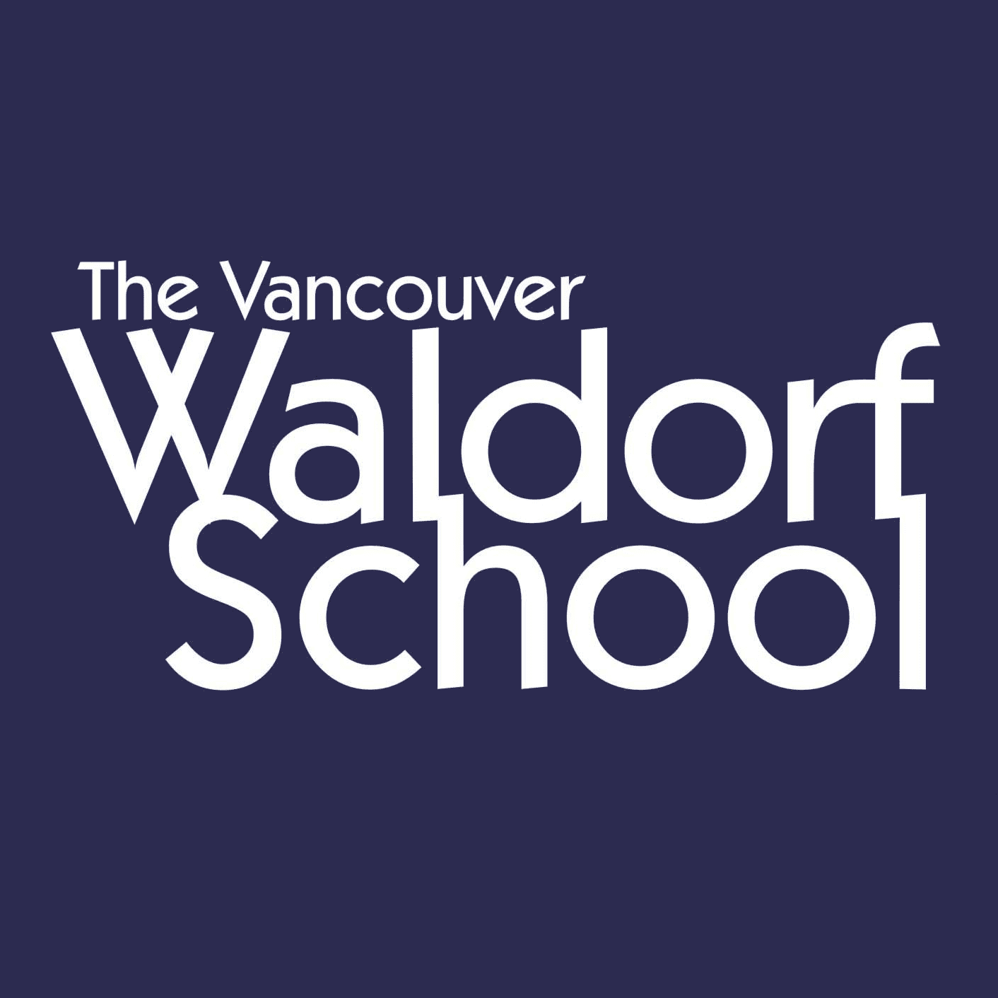 Parent and Tot program at Vancouver Waldorf School North Vancouver